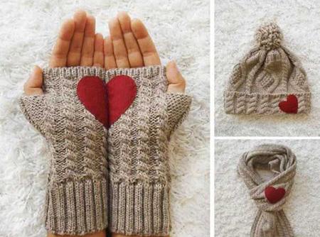 مدل دستکش بافتنی, جدیدترین مدل دستکش بافتنی