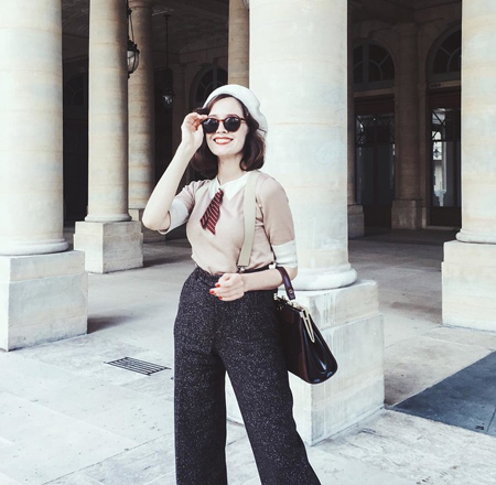 سبک پوشش زنان فرانسوی,نحوه آرایش