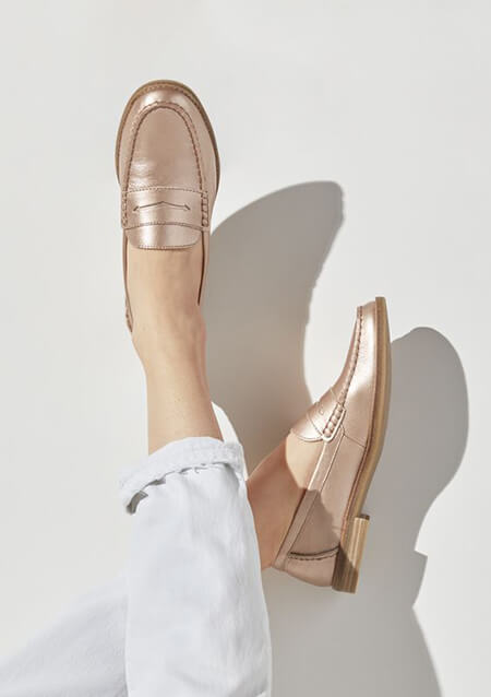 شیک ترین مدل کفش لوفر, کفش لوفر زنانه, مدل کفش لوفر مردانه