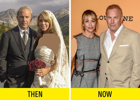 معرفی زوج های هالیوودی با فاصله سنی زیاد,تفاوت سنی زیاد زوج های هالیوودی