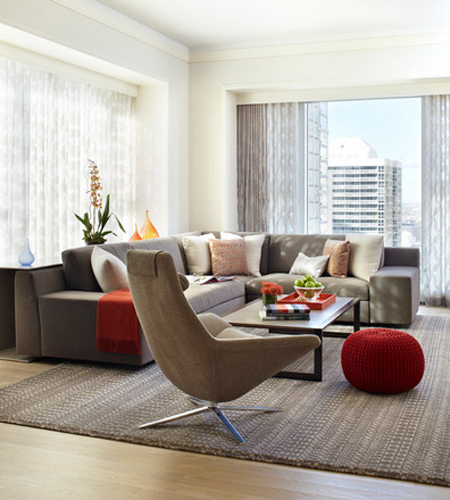 نکاتی برای طراحی داخلی خانه,دکوراسیون و چیدمان خانه
