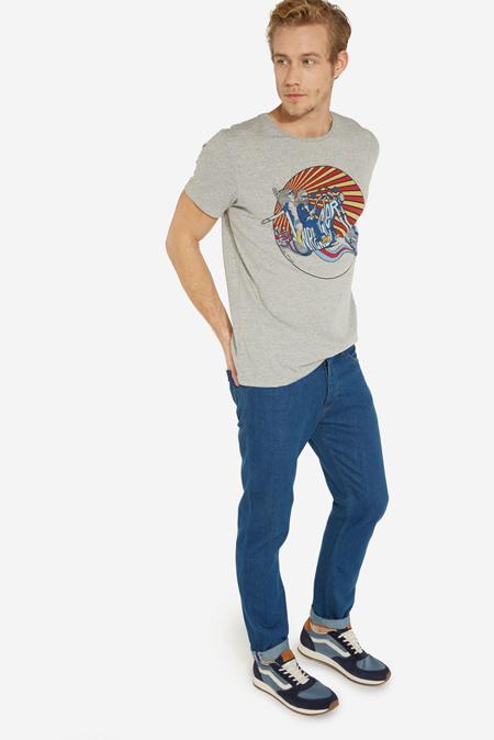 انواع شلوار جین مردانه, شلوار لی رنگی