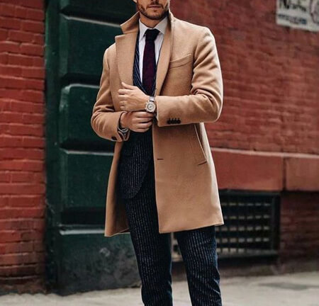 پالتوهای بلند مردانه, جدیدترین پالتوهای مردانه