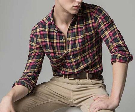 مدل پیراهن چهارخونه مردانه, جدیدترین مدل پیراهن چهار خانه مردانه, شیک ترین مدل پیراهن چهار خونه مردانه