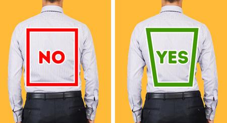 راهنمای انتخاب پیراهن مردانه,تکنیک های شیک پوشی مردان