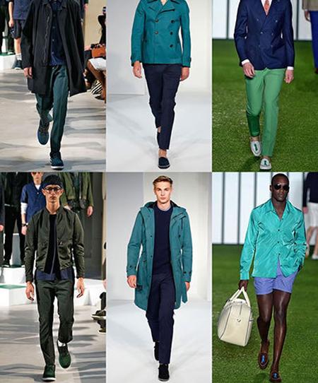 رنگ های مناسب کت و شلوار مردانه,راهنمای ست کردن کت و شلوار برای آقایان