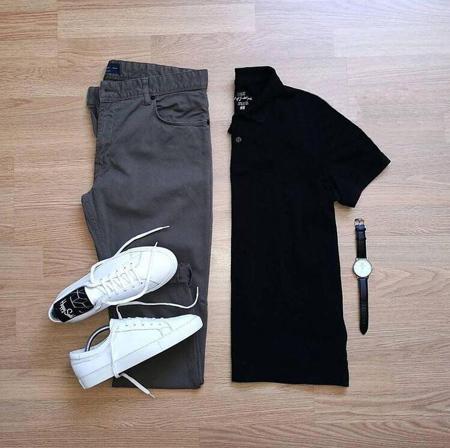 لباس هاي شيک مردانه, ست رسمي مردانه