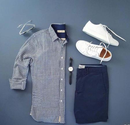 لباس های مردانه, مدل لباس مردانه