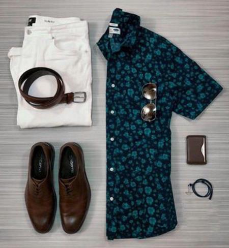 انواع لباس مردانه, لباس های شیک مردانه
