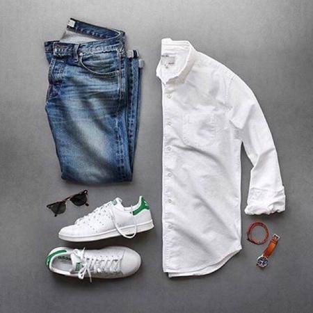 اسپرت ترین ست های مردانه,لباس های مردانه
