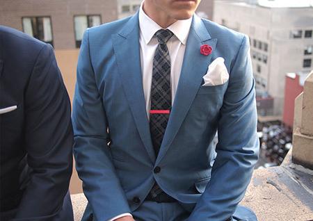 اصول جذاب شدن آقایان, ست کردن لباس آقایان