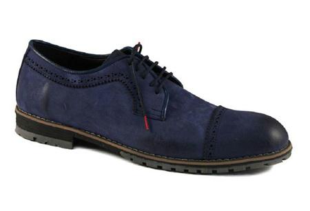 کفش مردانه, کفش چرم مردانه