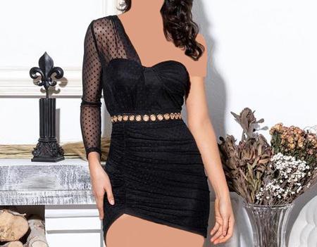 لباس مجلسی, مدل لباس شب