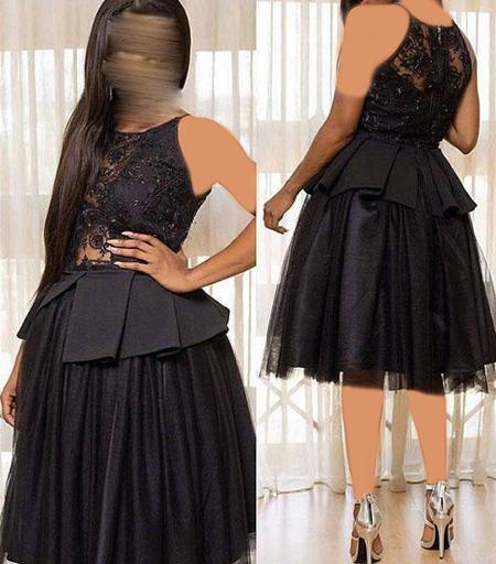 مدل لباس مجلسی, مدل لباس مجلسی کوتاه