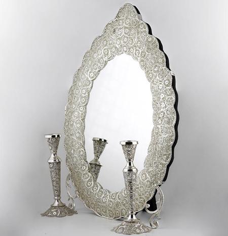 مدل آینه شمعدان, جدیدترین مدل آینه و شمعدان
