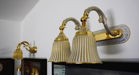 لامپ های بالای آینه,جدیدترین چراغ های بالای آینه