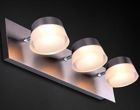 چراغ های سلطنتی بالای آینه,لامپ های دو قلو برای بالای آینه