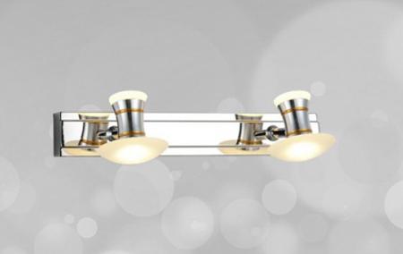 لامپ های دو قلو برای بالای آینه,چراغ های سه تایی بالای آینه