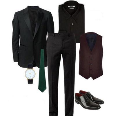 اشتباهاتی در لباس پوشیدن آقایان, نحوه لباس پوشیدن آقایان