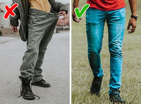 10 اشتباه لباس پوشیدن آقایان,آشنایی با اشتباهات لباس پوشیدن آقایان