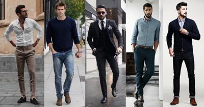 اشتباهاتی برای لباس پوشیدن آقایان, مهارت های لباس پوشیدن آقایان