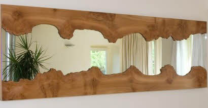 آینه های مدرن