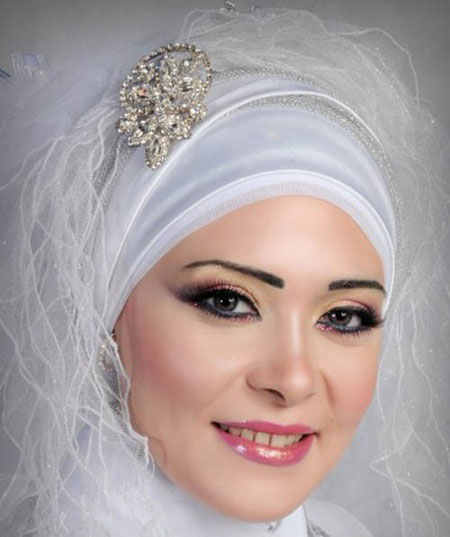 تور با حجاب عروس, تور محجبه عروس