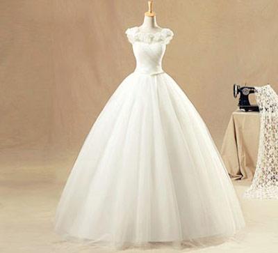 لاغر شدن با لباس عروس, انتخاب لباس عروس مناسب