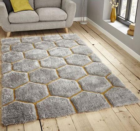 مدل فرش های کلاسیک, مدل فرش های پرزدار