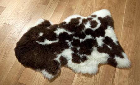 فرش از پوست حیوانات, فرش های پوستین