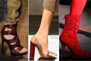 مدلهای کفش پاشنه بلند زنانه