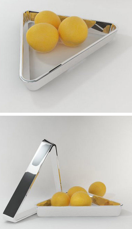 مدل ظروف خلاقانه, ظروف خلاقانه میوه