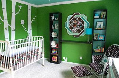 نحوه رنگ آمیزی اتاق, اصول رنگ آمیزی اتاق ها