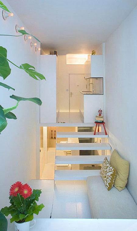 زیباترین طراحی برای خانه های کوچک, کوچک ترین خانه های زیبا