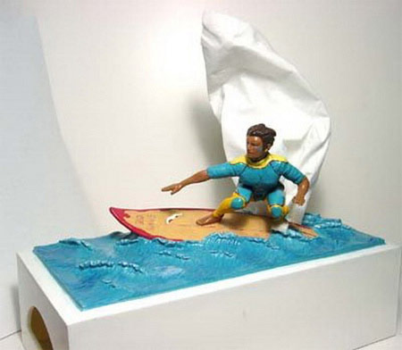 مدل جادستمالی,مدل جعبه های خلاقانه دستمال کاغذی