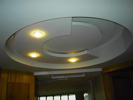 نمونه هایی از جدیدترین مدل کناف سقف 2014