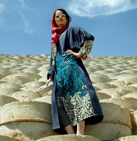 مدل مانتو عید 93