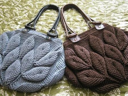 مدل کیف بافتنی سال جدید کیف های باکلاس با طرح های سنتی
