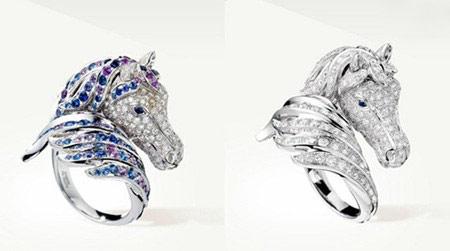 کلکسیون جواهرات بوشرون, جواهرات کمپانی بوشرون