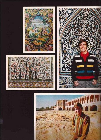 مجله مد آمریکایی آقایان GQ, تصاویر ایران در مجله مد GQ