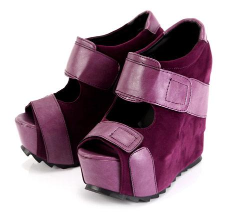جدیترین مدلهای کفش زنانه و دخترانه پاشنه بلند