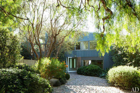 تصاویر خانه پاتریک دمپسی,دکوراسیون منزل بازیگران مشهور