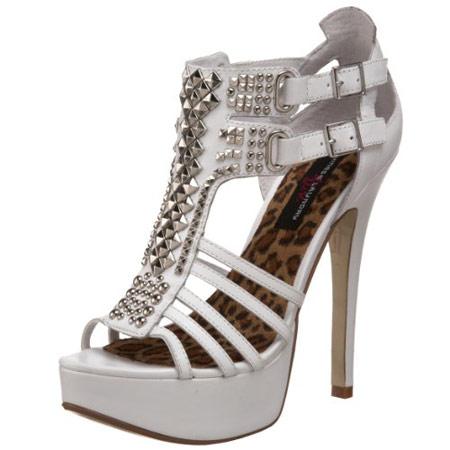 مدل کفش های پاشنه بلند زنانه و دخترانه