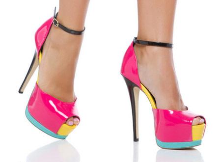 کفش پاشنه بلند مجلسی 2014,مدل کفش مجلسی