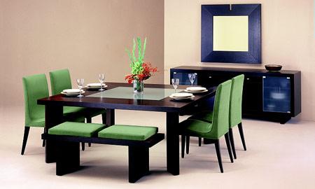 دکوراسیون میز غذاخوری, مدل میز و صندلی غذا خوری