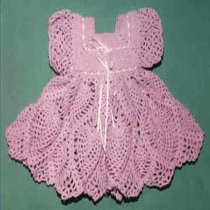 لباس بافتنی بچگانه