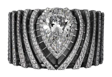 مدل انگشترهای جواهر, جواهرات کارتیه