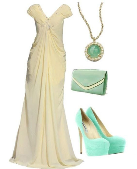 ست لباس مجلسی 2014,لباس شب 2014