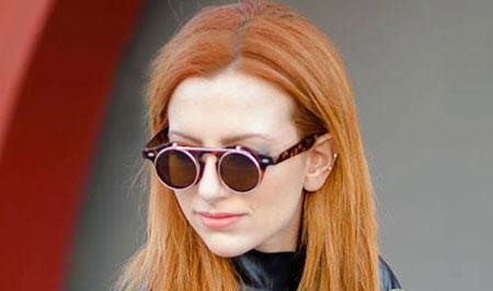عینک زنانه,انواع مدل عینک