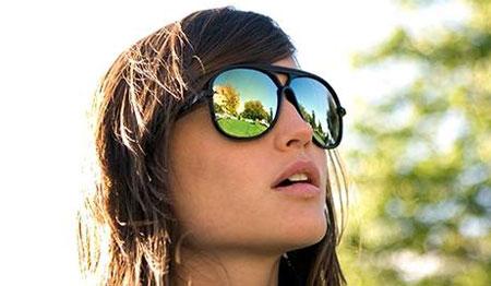گالری عکس عینک آفتابی 2017,عکسهای عینک آفتابی دخترونه 2017